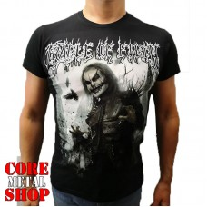 Футболка Cradle Of Filth - Yours Immortally