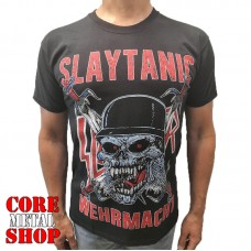Футболка Slayer - Slaytanic Wehrmacht