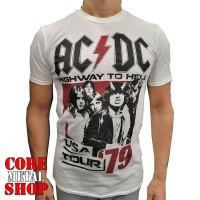 Футболка AC/DC - Highway to Hell