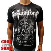 Футболка Inquisition - Invoking The Majestic Throne Of Satan