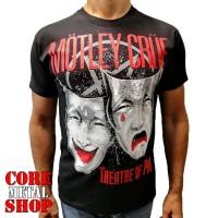 Футболка Motley Crue - Theatre of Pain (чёрная)