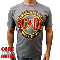 Футболка AC/DC - Australia EST 1973