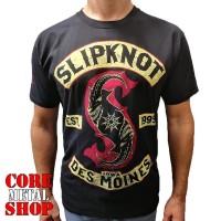 Футболка Slipknot - Des Moines