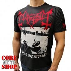 Футболка Mayhem - Deathcrush