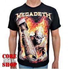 Футболка Megadeth - Arsenal of