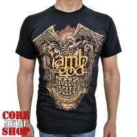Футболка Lamb of God - MMXII