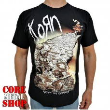 Футболка Korn - Follow the Leader