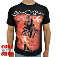 Футболка Children Of Bodom - Something Wild