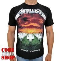Футболка Metallica - Master Of Puppets