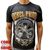 Футболка Rebel Pride - Live To Ride