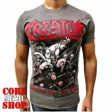 Футболка Kreator - Pleasure To Kill