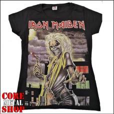 Футболка женская Iron Maiden -Killers