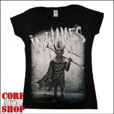 Женская футболка In Flames - I The Mask