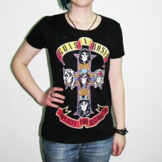 Футболка Guns N Roses Appetite For Destruction