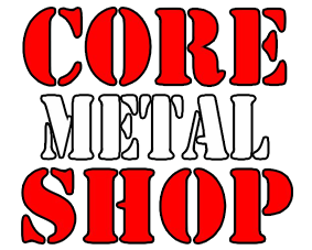Крупнейший магазин рок-атрибутики Core Metal Shop