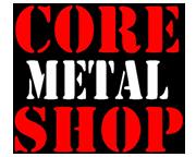 """Крупнейший магазин рок-атрибутики в Киеве """"Core Metal Shop"""""""